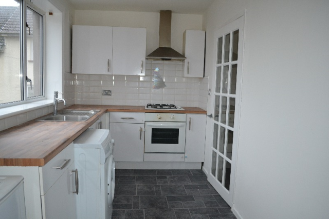 Thumbnail Terraced house to rent in Peden Avenue, Dalry, North Ayrshire, 4Bd