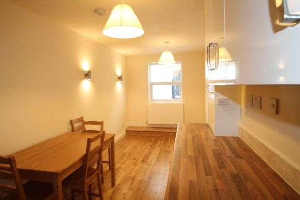 Thumbnail Flat to rent in Hillreach, London