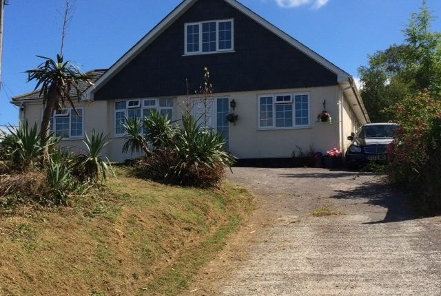 Thumbnail Detached house for sale in Langford, Exeter