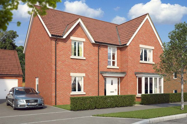 "Thumbnail Detached house for sale in ""The Tetbury"" at Vale Road, Bishops Cleeve, Cheltenham"