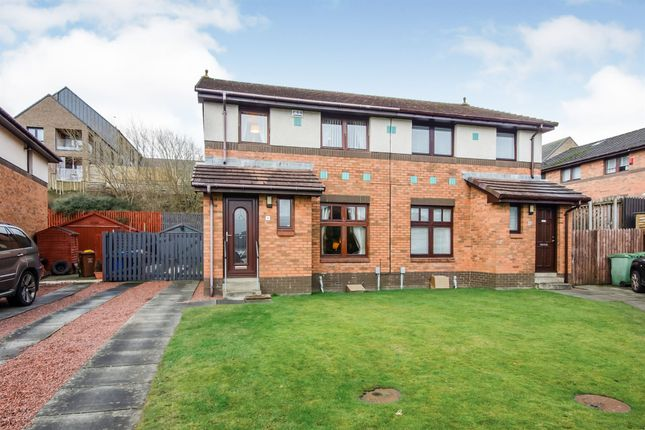 Thumbnail Semi-detached house for sale in Stonebank Grove, Glasgow