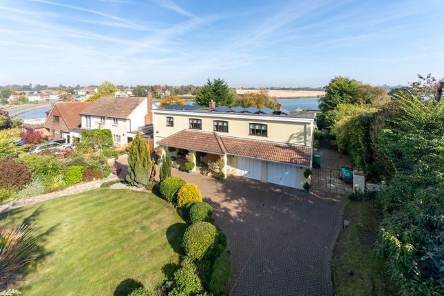 Thumbnail Detached house for sale in Point Clear Road, St. Osyth, Clacton-On-Sea
