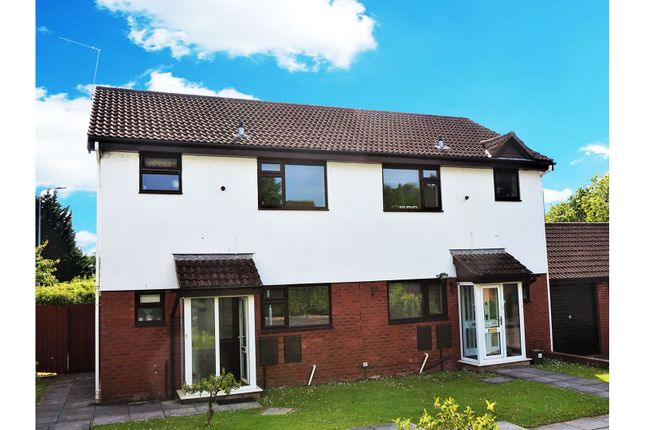 Thumbnail Semi-detached house for sale in Blossom Drive, Cardiff