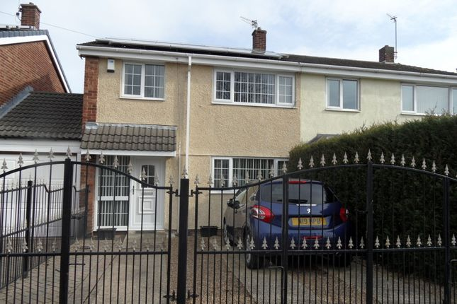 Thumbnail Terraced house for sale in Langdale Road, Carcroft, Doncaster