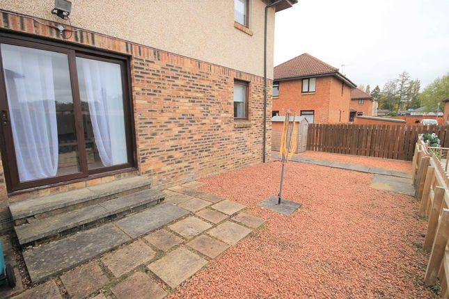 Garden of Armour Grove, Motherwell ML1