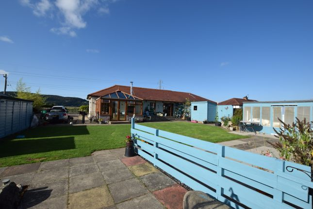 Thumbnail Semi-detached bungalow for sale in Leetown, Glencarse