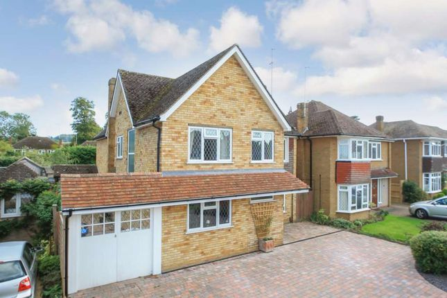 Thumbnail Detached house for sale in Harcourt Road, Tring, Hertfordshire