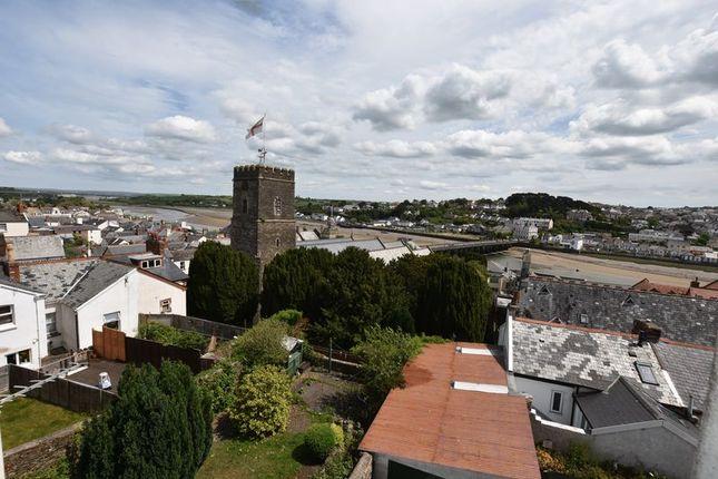Thumbnail Flat to rent in Bideford
