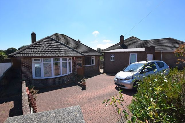 Thumbnail Detached bungalow for sale in Sherford Crescent, Sherford, Plymouth