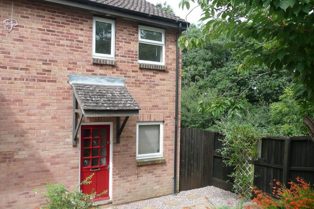 Thumbnail End terrace house to rent in Kitter Drive, Plymouth