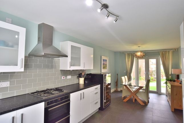 Thumbnail Detached house for sale in Haggerwood Way, Stansted