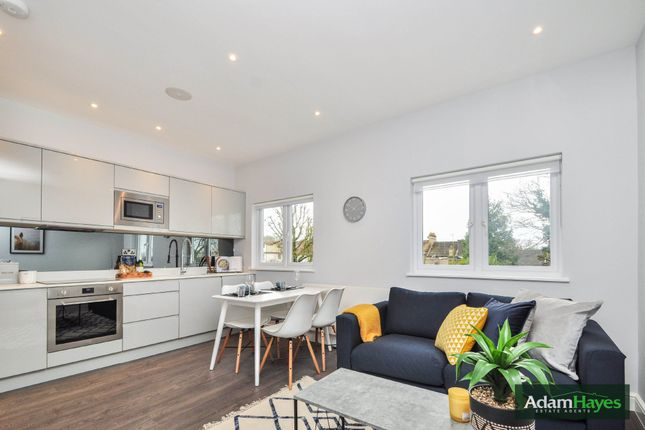 Thumbnail Flat for sale in Shakespeare Road, Mill Hill
