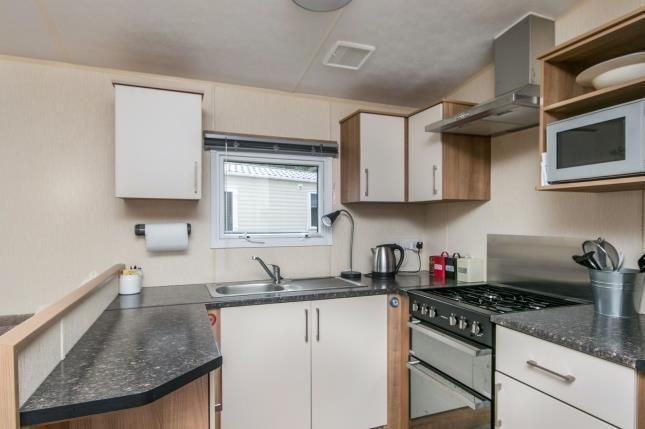 Kitchen of Aberconwy Spa & Resort, Cowny, Conwy LL32