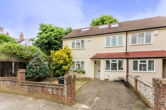 Thumbnail Terraced house to rent in Fontaine Road, London