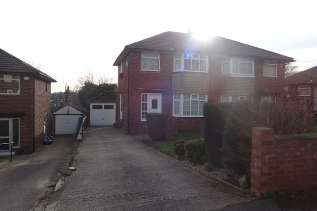 Thumbnail Semi-detached house to rent in Hyrst Garth, Batley