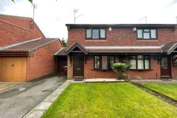 Thumbnail Property to rent in Farm Close, Cannock