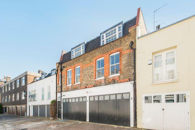 Thumbnail Mews house for sale in Marylebone Mews, Marylebone Village, London
