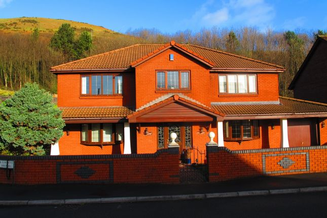 Thumbnail Detached house for sale in 2 Brombil Gardens, Margam, Port Talbot