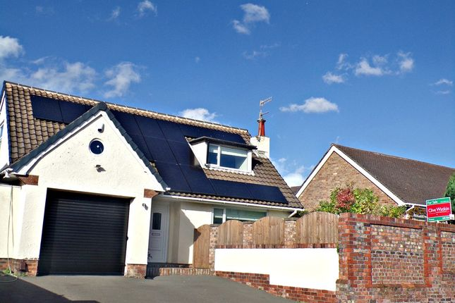 Thumbnail Detached bungalow for sale in Clarence Road, Tranmere, Birkenhead