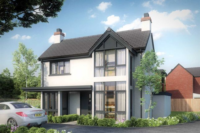 Thumbnail Detached house for sale in The Drove, South Hykeham, Lincoln