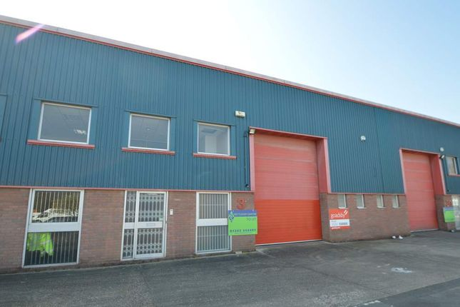 Thumbnail Warehouse to let in Unit 31 Liberty Close, Wimborne
