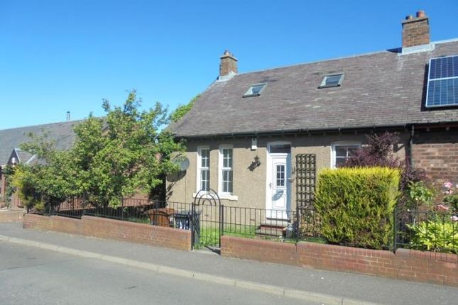 Thumbnail End terrace house to rent in Fifth Street, Newtongrange, Dalkeith