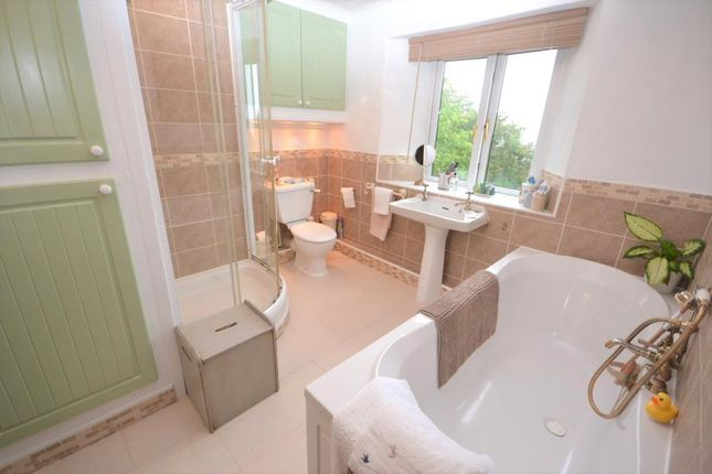 Bathroom of Clitters, Callington, Cornwall PL17