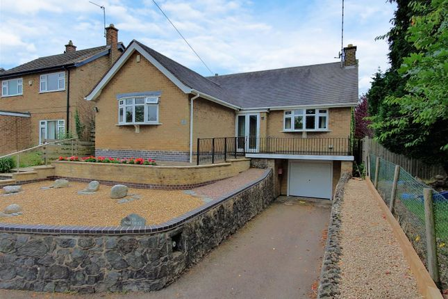 Thumbnail Bungalow for sale in North Street, Whitwick, Coalville
