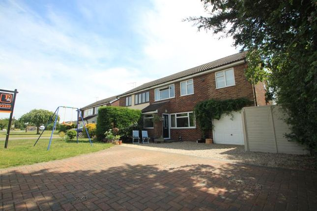 Thumbnail Semi-detached house to rent in Peldon Road, Abberton, Essex
