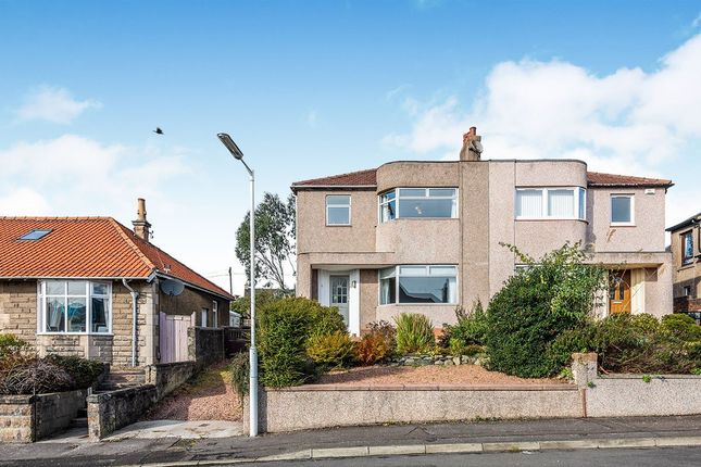 Thumbnail Semi-detached house for sale in Lady Nairn Avenue, Kirkcaldy, Fife