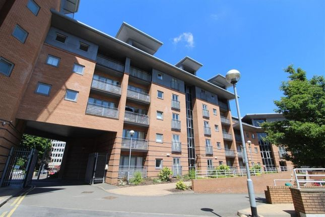Thumbnail Flat to rent in Riley House, Manor House Drive, Coventry