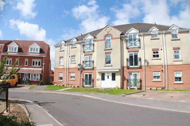Thumbnail Flat to rent in Chadwick Way, Hamble, Southampton