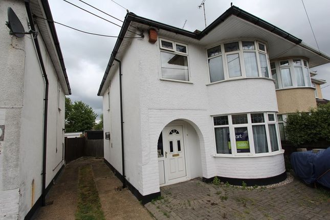 Thumbnail Semi-detached house for sale in Broad Parade, Hockley