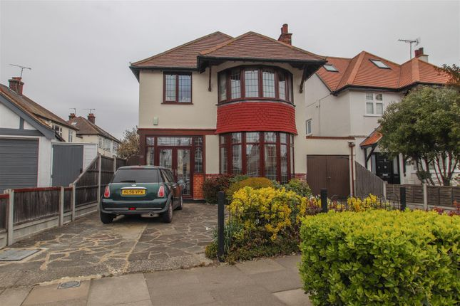 Thumbnail Detached house for sale in The Ridgeway, Westcliff-On-Sea