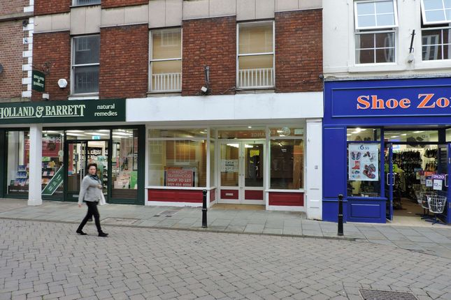 Thumbnail Commercial property to let in Bridge Street, Evesham, Worcs