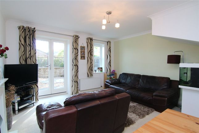 Living Room of Greenroyd Court, Sutton-In-Craven BD20