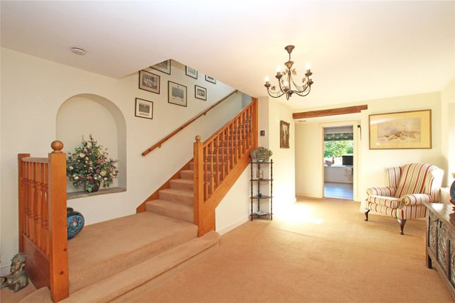 Entrance Hall of Salthill Road, Fishbourne, West Sussex PO19
