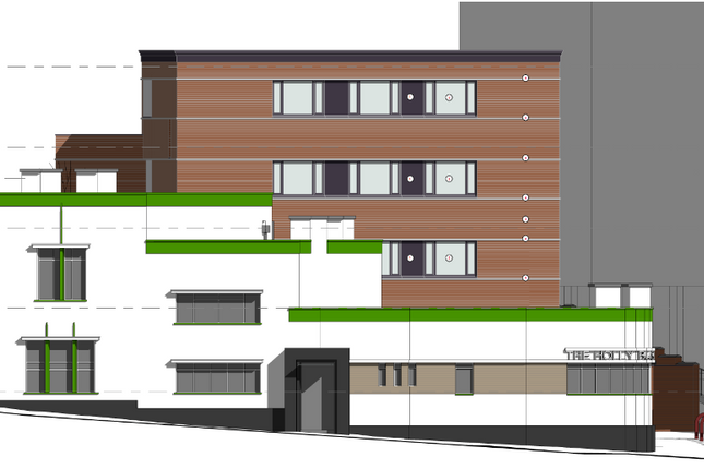 Thumbnail Flat for sale in New Homes Development, Hinckley