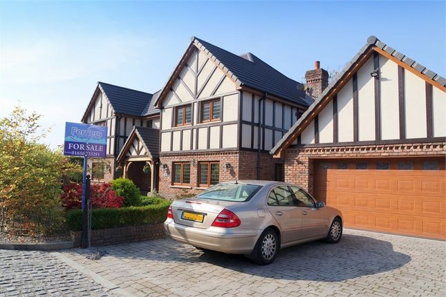 Thumbnail Detached house for sale in Forest Lodge Lane, Cwmavon, Port Talbot, West Glamorgan