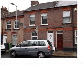 Thumbnail Terraced house to rent in Baker Street, Luton