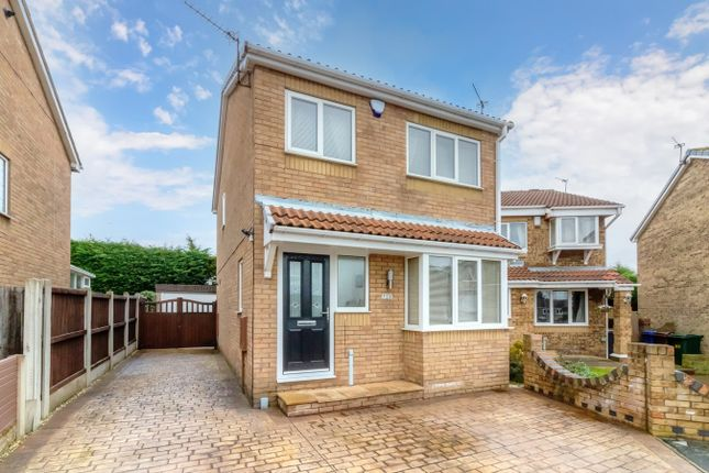 2 bed detached house for sale in Maythorne Close, Staincross, Barnsley S75