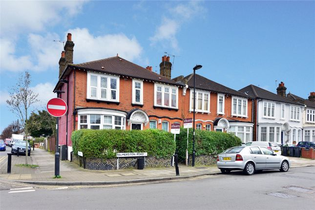 Thumbnail Flat for sale in Palmerston Road, Bowes Park, London