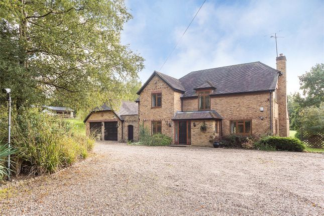 Thumbnail Detached house for sale in Hollybush Hill, Stoke Poges, Buckinghamshire