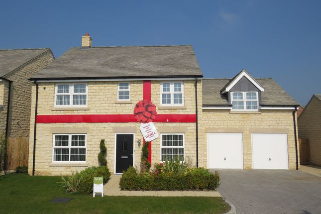 Thumbnail Detached house for sale in Oakham Road, Greetham, Oakham