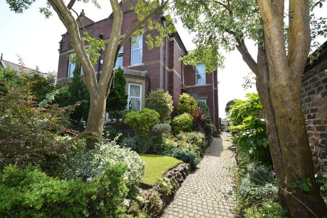 Thumbnail Semi-detached house for sale in Church Lane, Whitefield, Manchester