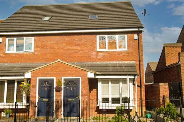 Thumbnail Semi-detached house for sale in 14B Durham Street, Spennymoor, County Durham
