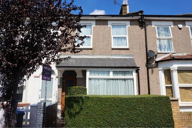 Thumbnail Terraced house for sale in Somerset Road, London
