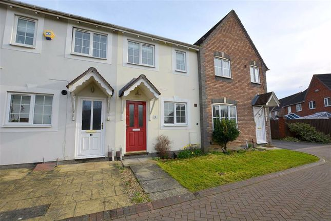 2 bed terraced house to rent in Dart Close, Quedgeley, Gloucester GL2