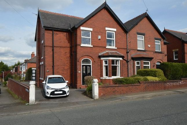 Thumbnail Semi-detached house for sale in Dales Lane, Whitefield, Manchester
