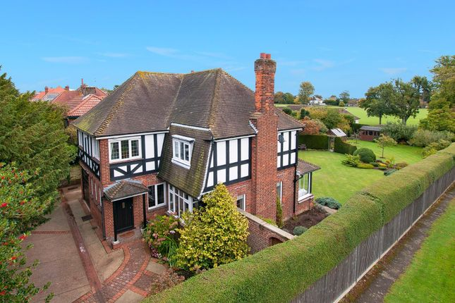 Thumbnail Detached house for sale in Dover Road, Walmer, Deal